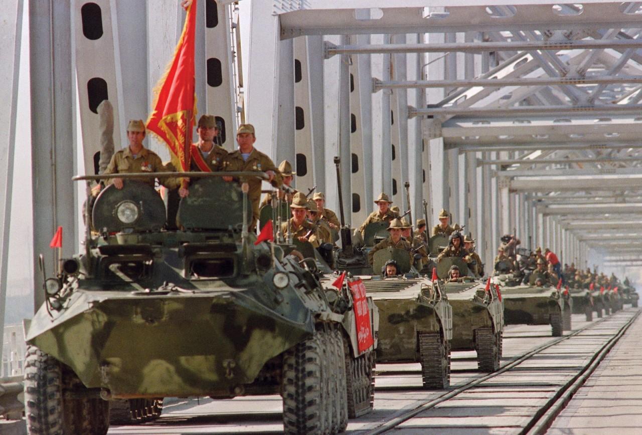 Шановні воїни-інтернаціоналісти, ваші рідні та близькі!