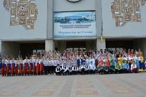 Шановна молодь, студенти та працівники Вінницького національного аграрного університету!