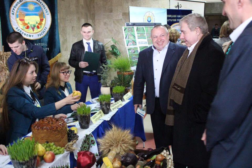 День відкритих дверей у Вінницькому національному аграрному університеті